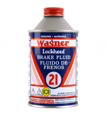 WAGNER BRAKE FLUID 21 DOT-3